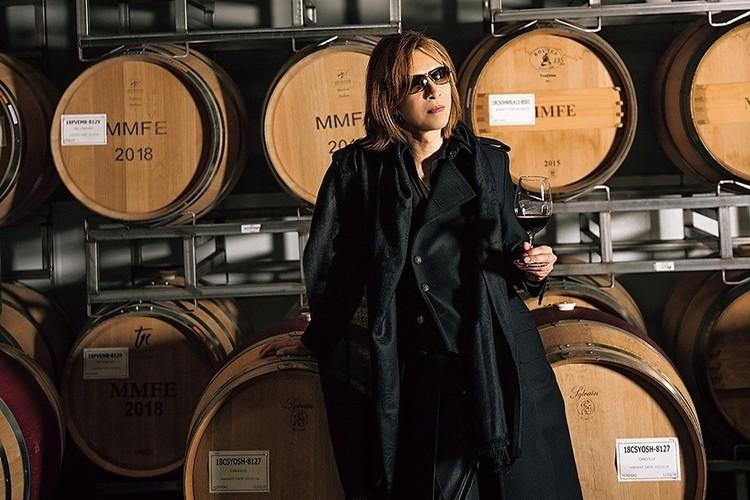 YOSHIKIワイン