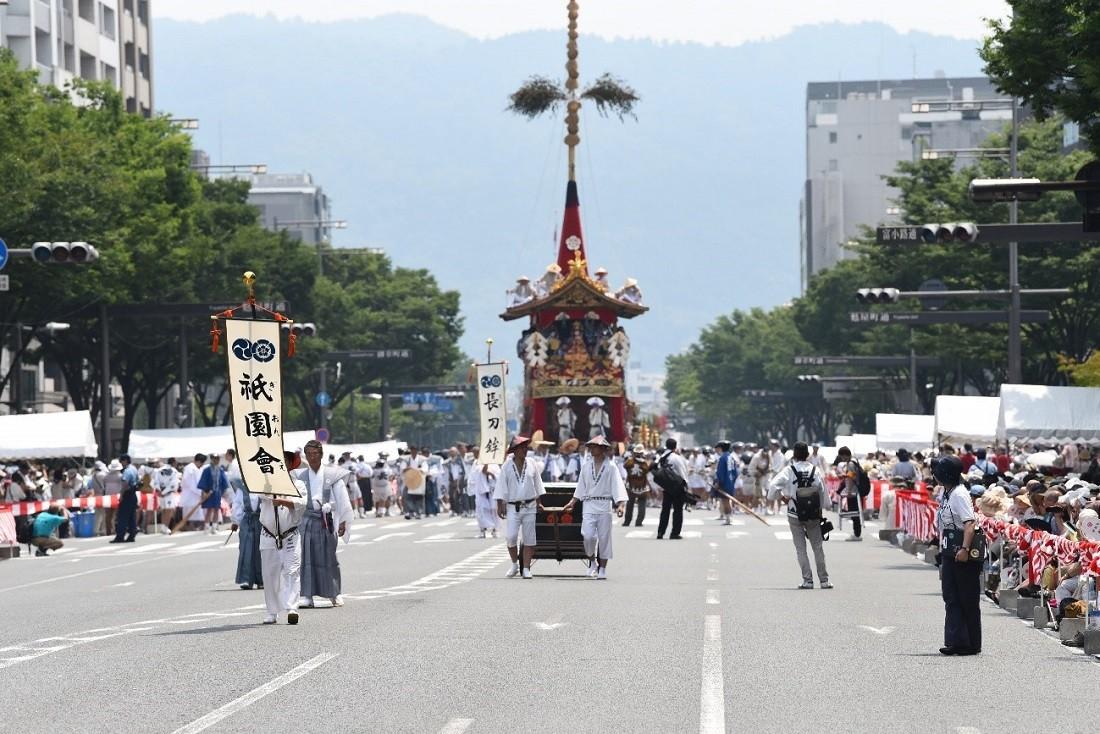 画像提供:祇園山鉾連合会