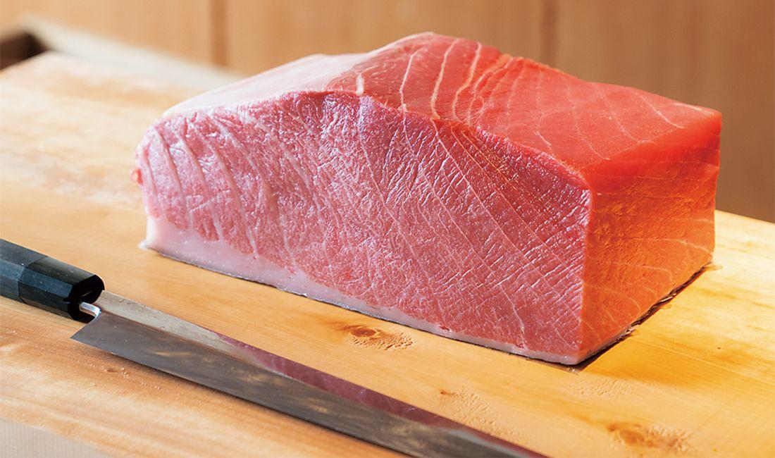 魚介類は九州産をメインに、全国から空輸したものを使用している。