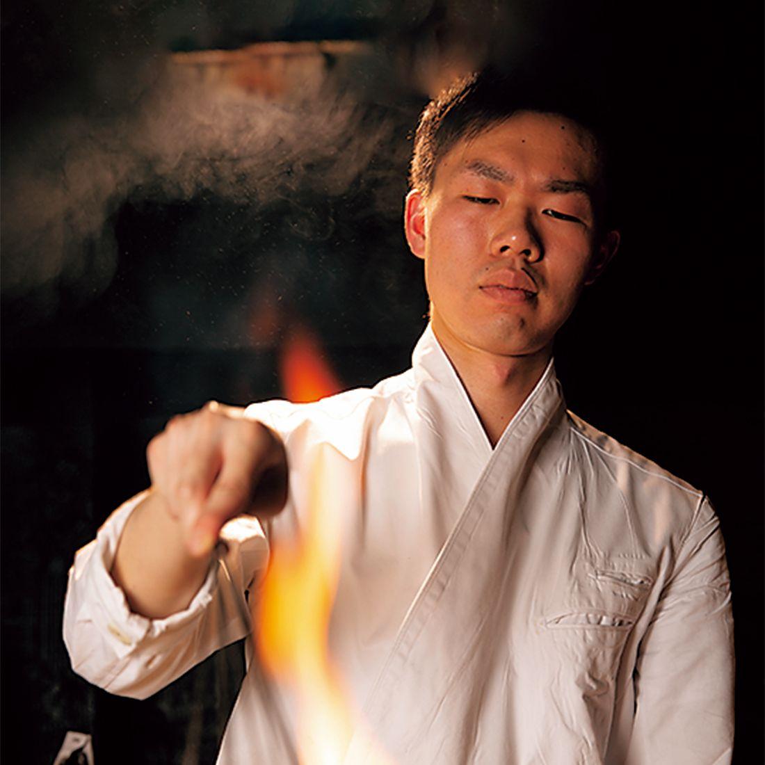 神谷徳顕さん。