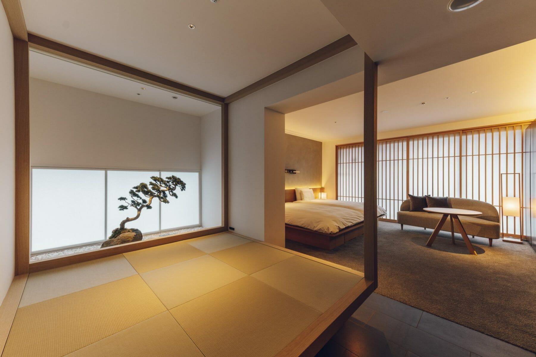 Tsuboniwa suite