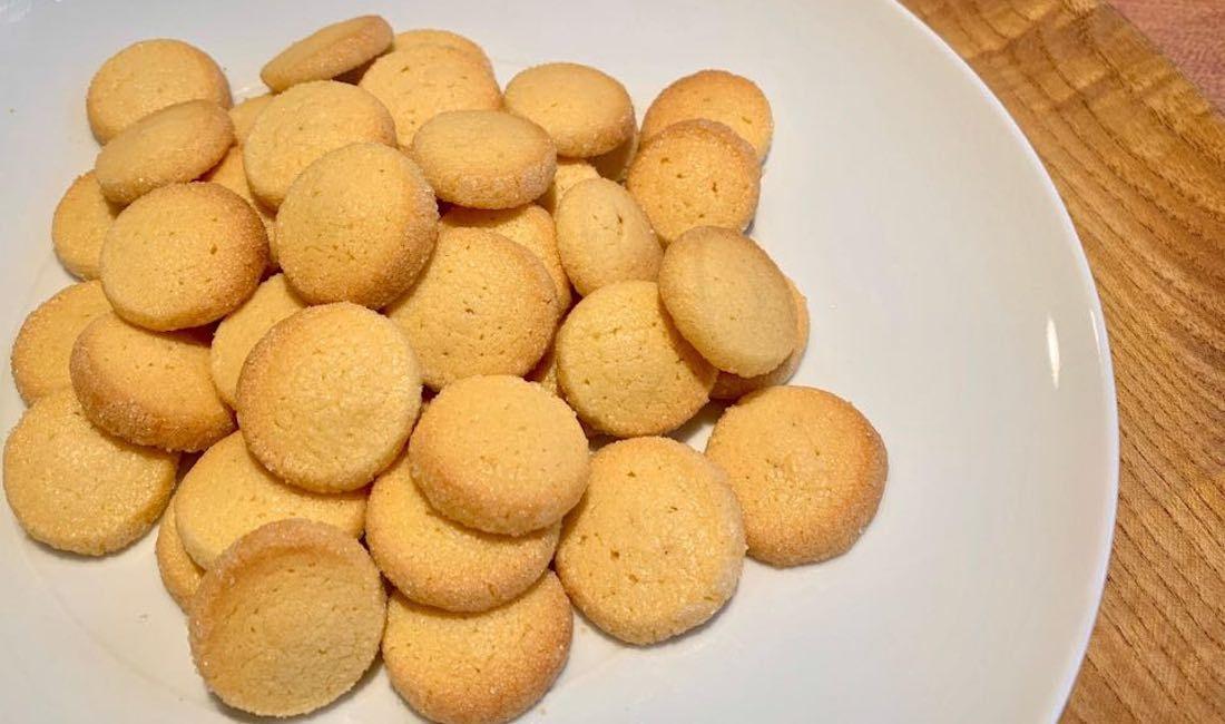 和三盆のクッキー