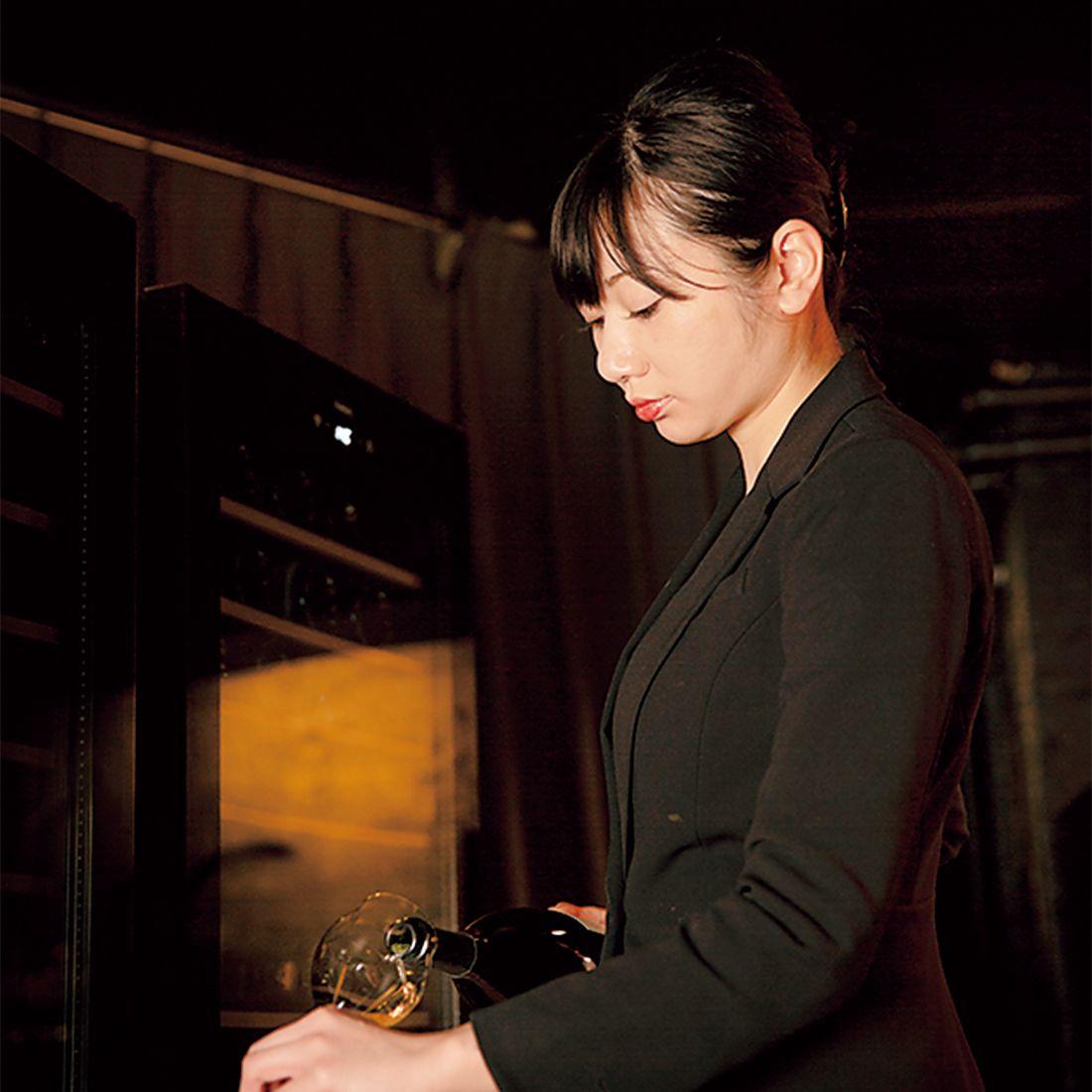 澤田佳奈さん。