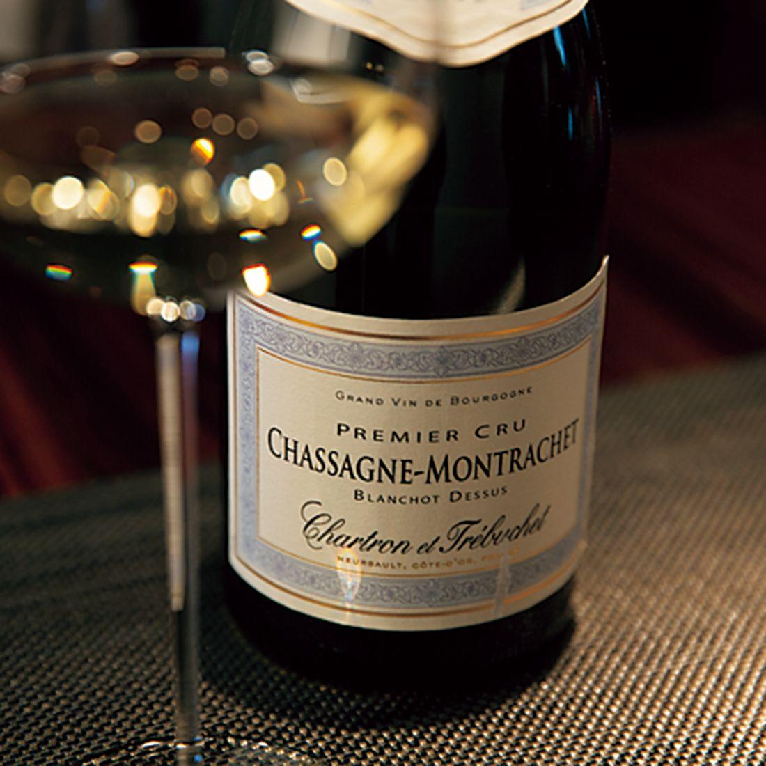 ワインは、中井さんが心酔するブルゴーニュ中心の品揃え。