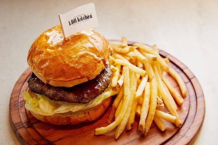 クラシックオリジナルハンバーガー ¥1,500