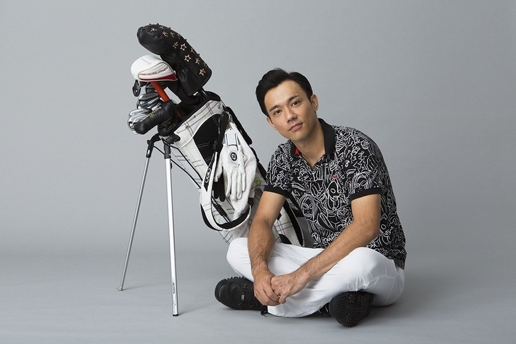「ゴルフは、みんな同じ目線で話せることが魅力」。