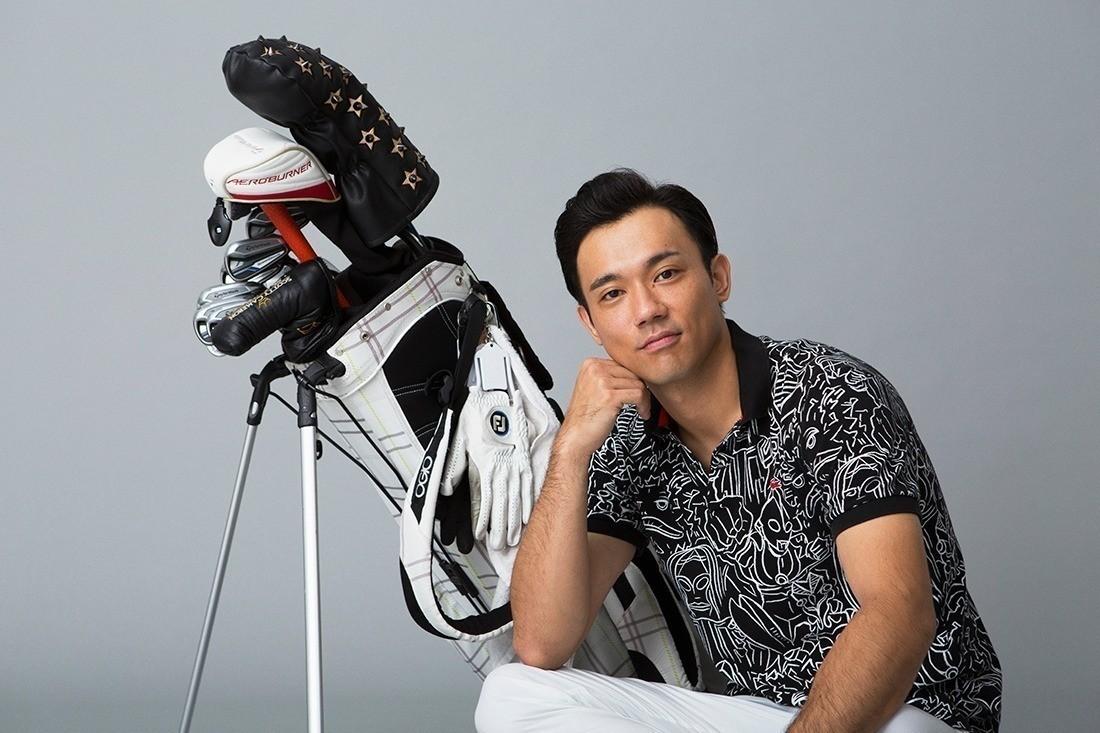 ゴルフ歴2年で、すでに80台を3回出しているそう。