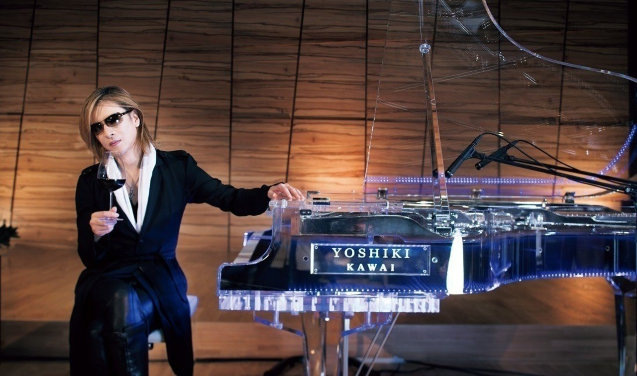 YOSHIKIピアノとわ