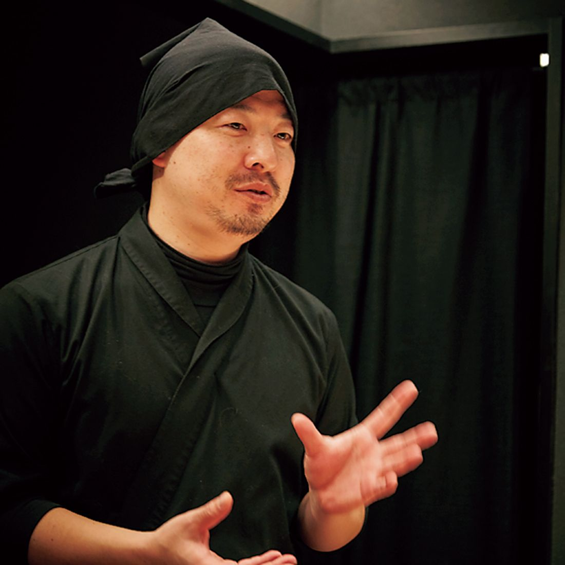 店主の高岩 誠氏