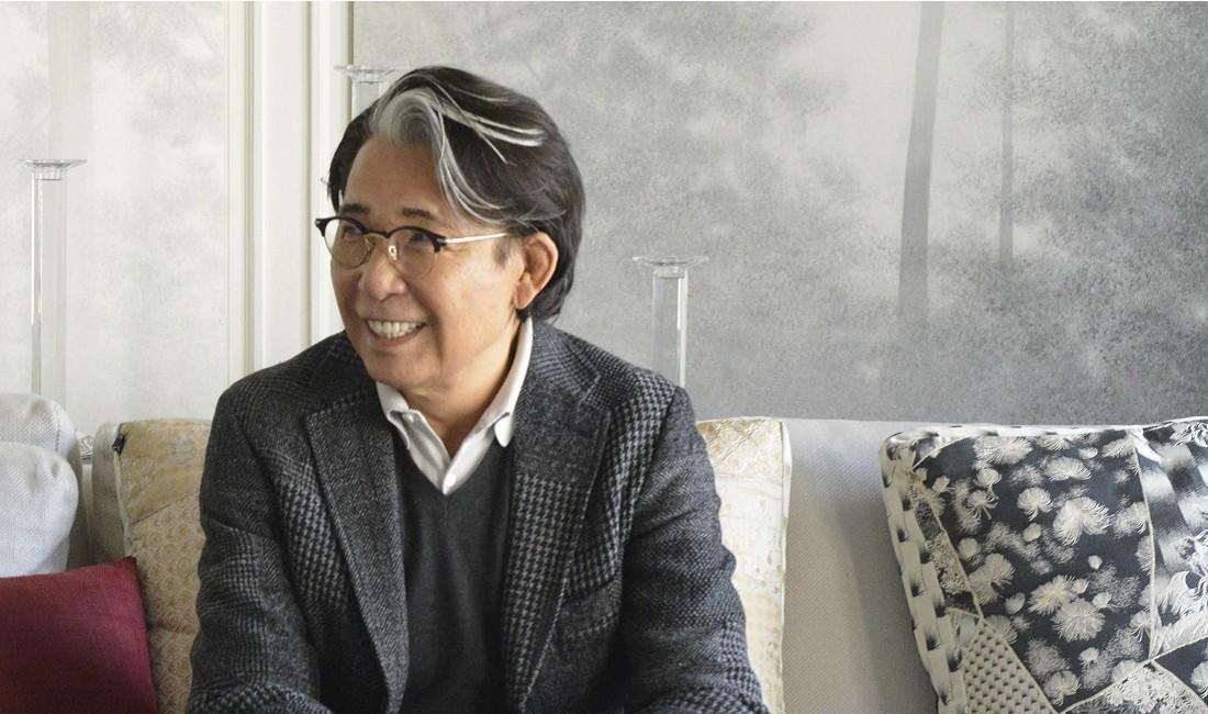デザイナー高田賢三さん
