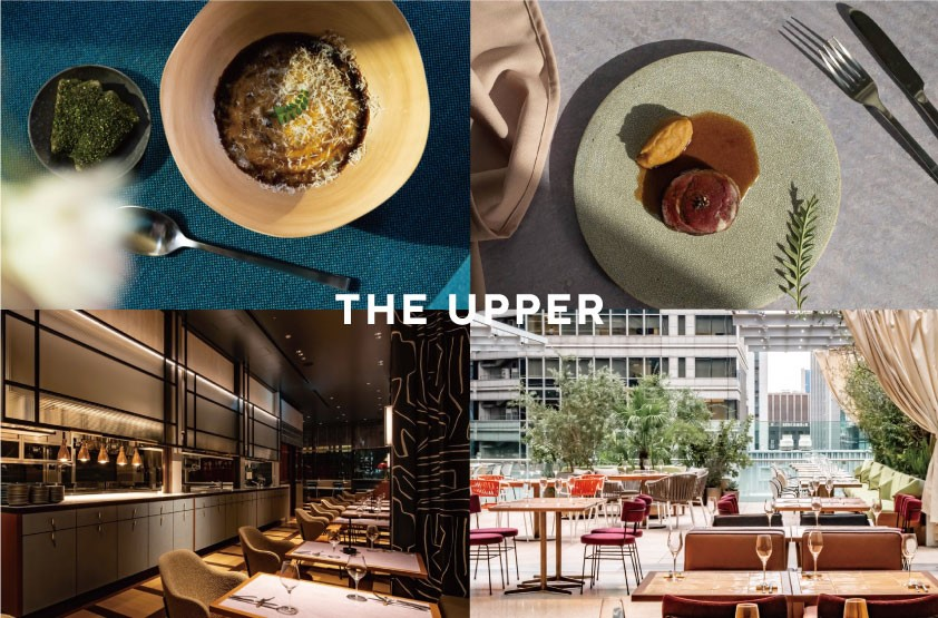 THE UPEER