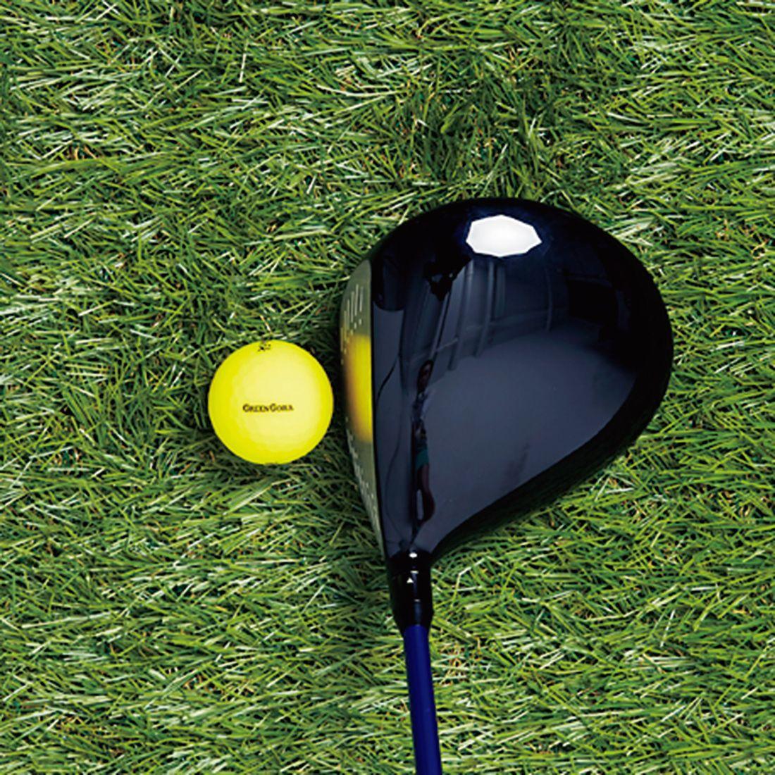 クラブごとにボールを見る時の目線を変えるといい。