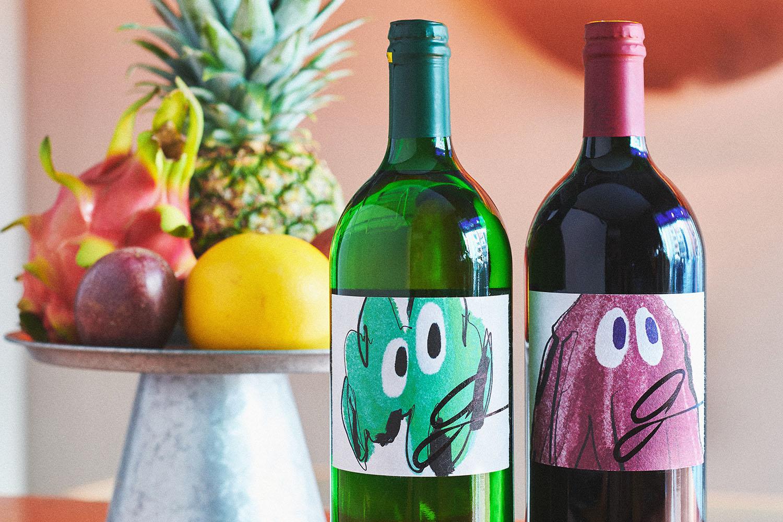 ノンアルコールワイン「g」