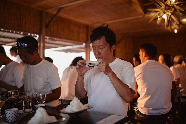 世界トップクラスのフーディーであり、投資家の浜田岳文氏。