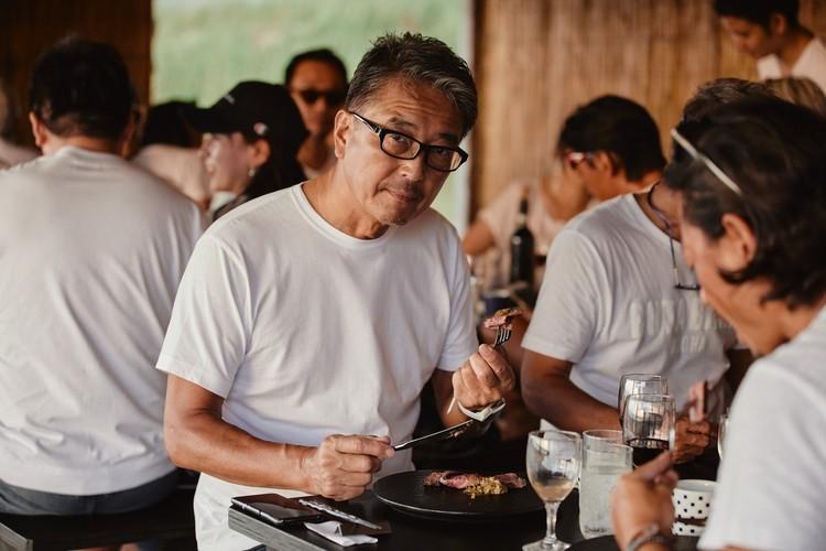 フランフラン代表取締役の高島郁夫氏。