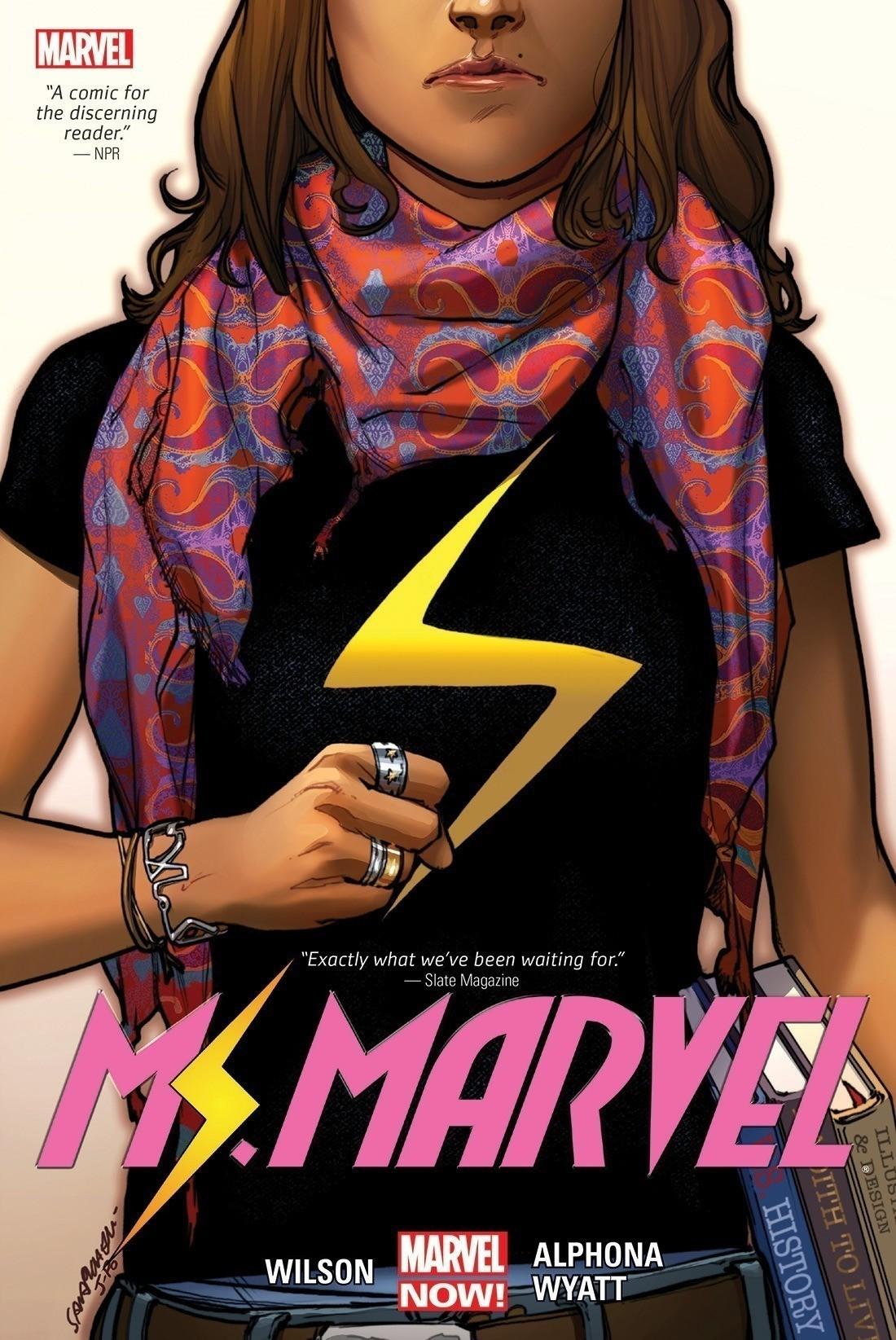 『Ms. Marvel』。