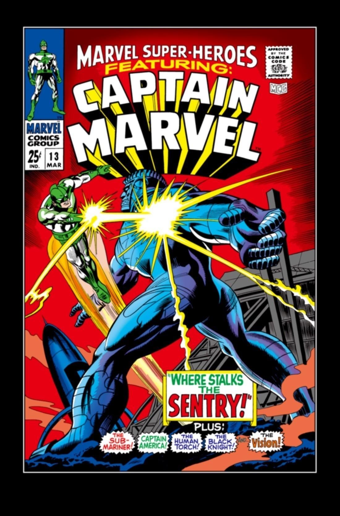 『Marvel Super-Heroes』#13。
