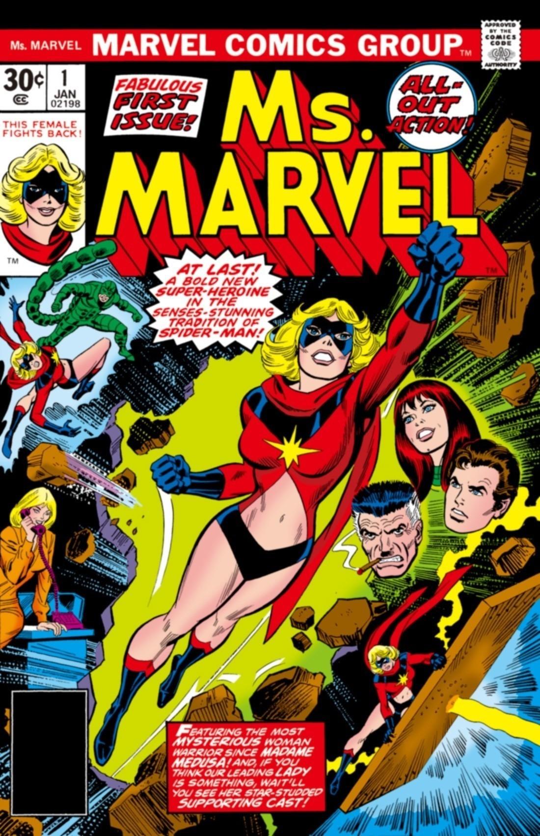 『Ms.Marvel』