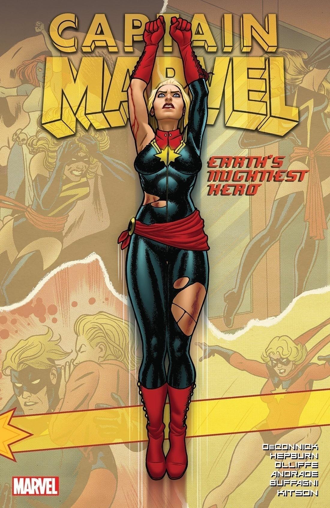 『Captain Marvel』#14。
