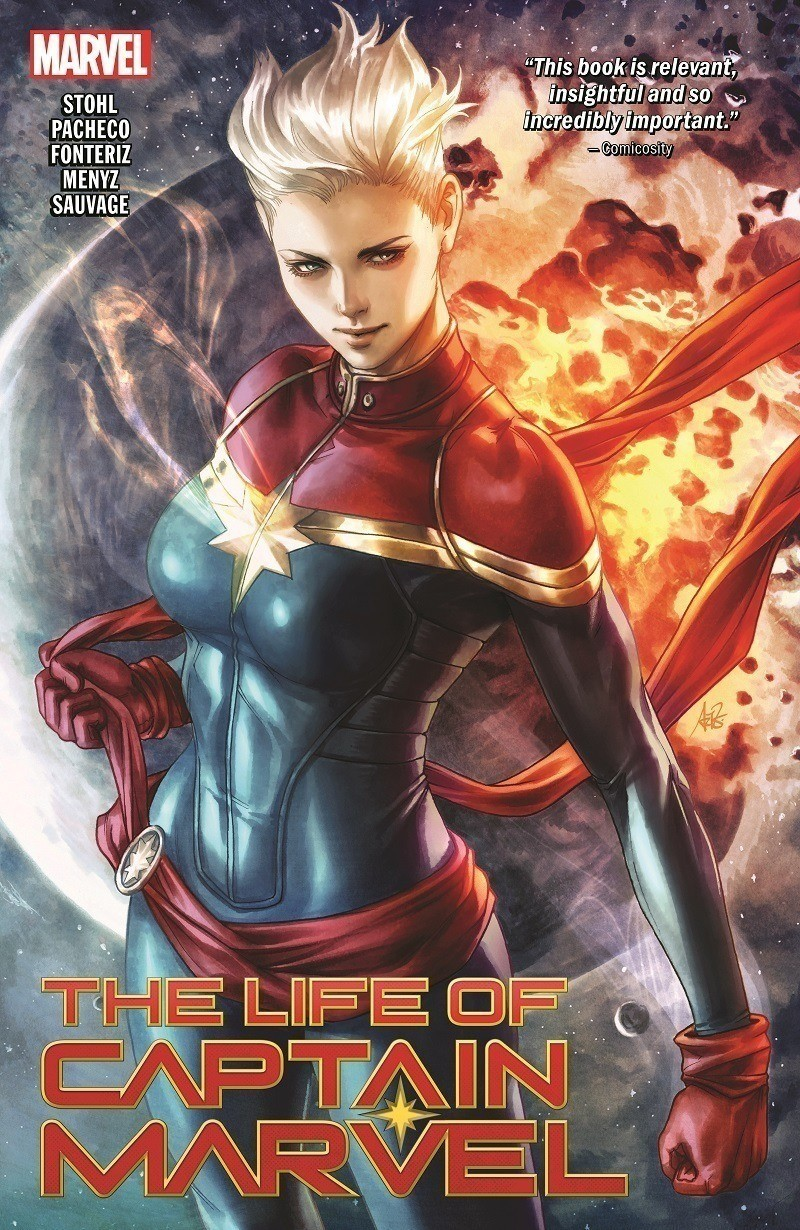 『The Life of Captain Marvel』