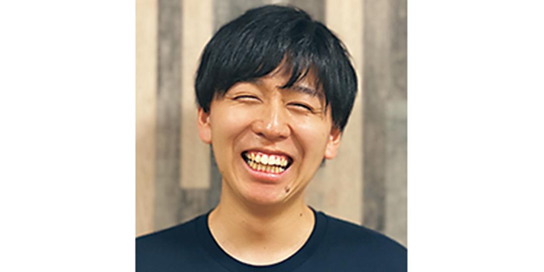 奥野翔太氏