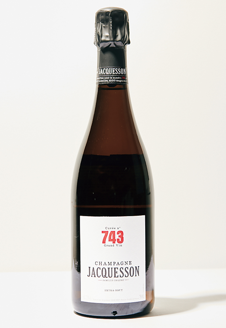 ジャクソン キュヴェ n°743