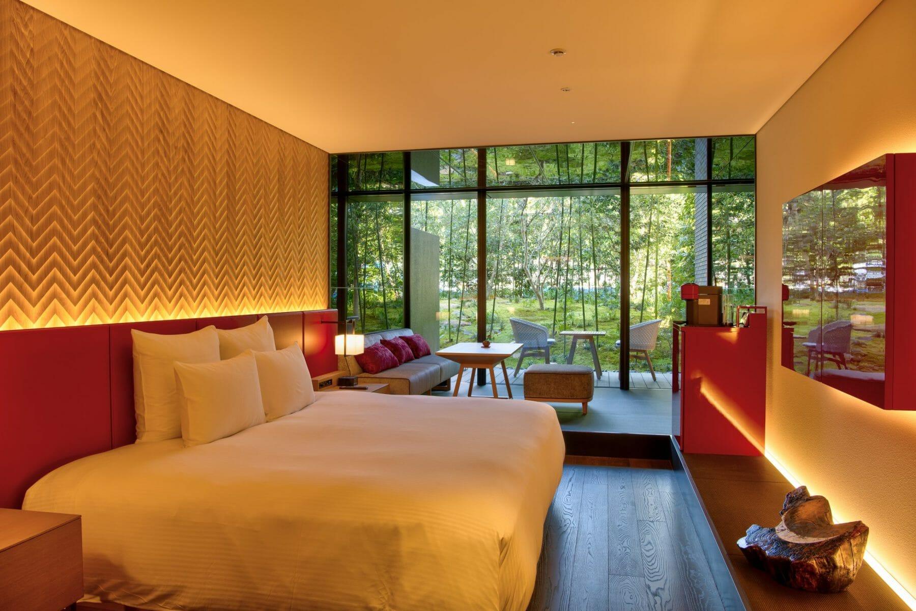 京都悠洛ホテル二条城別邸 Mギャラリー