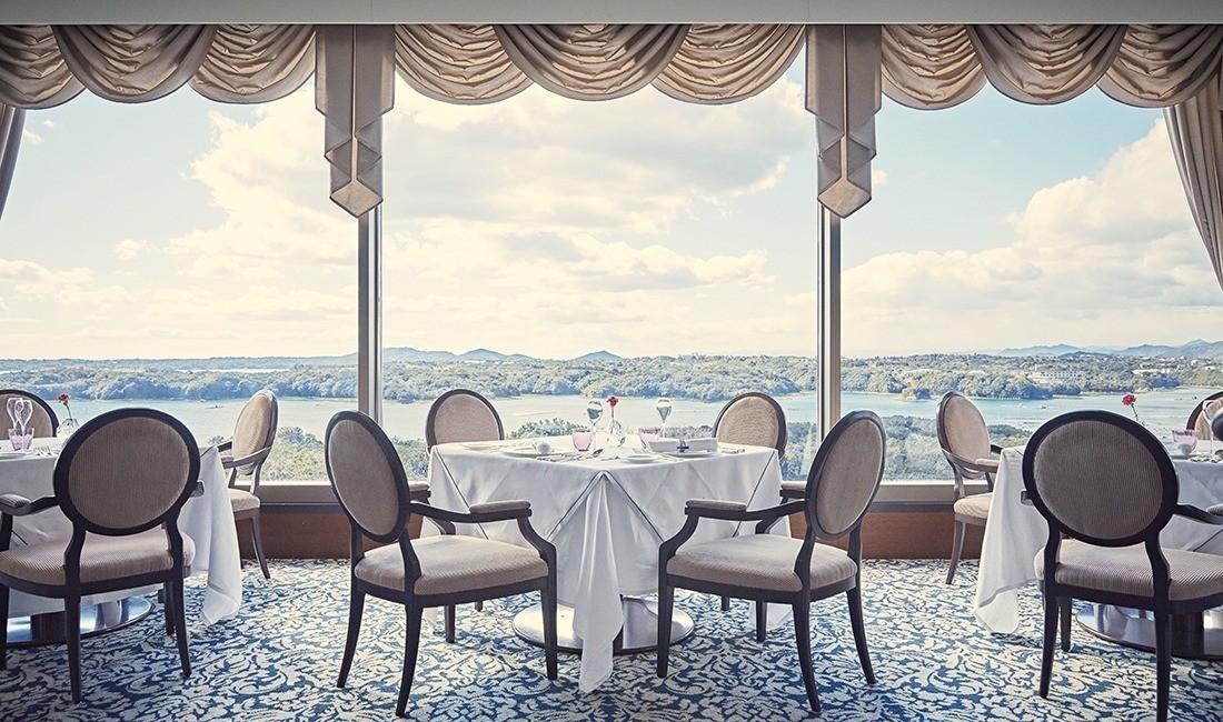 志摩観光ホテル フレンチレストラン「ラ・メール」