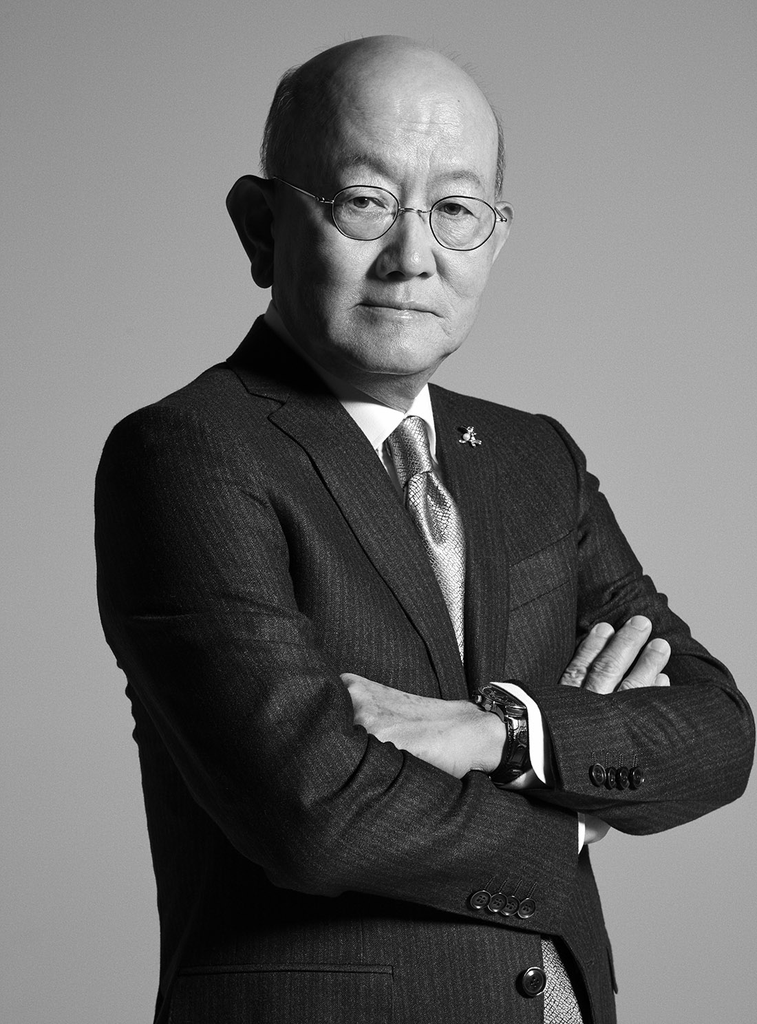 岡藤正広氏