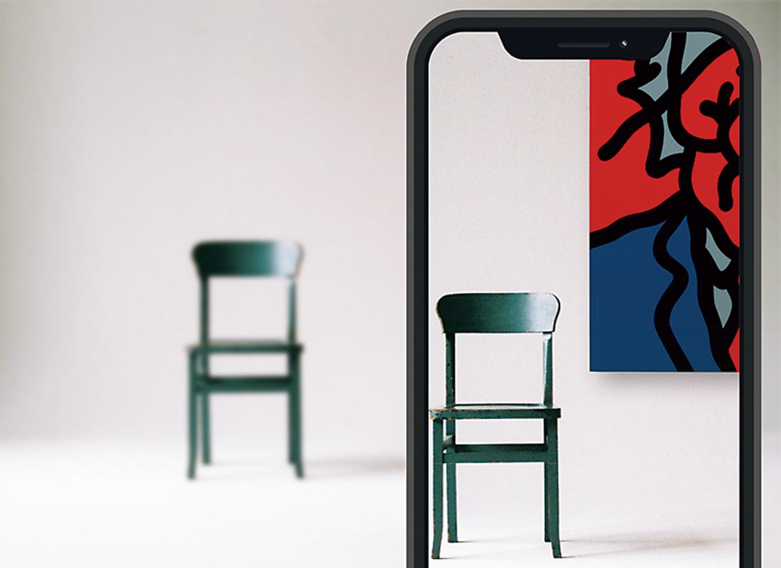 いつでもどこでも最新AR技術で展示空間を表現
