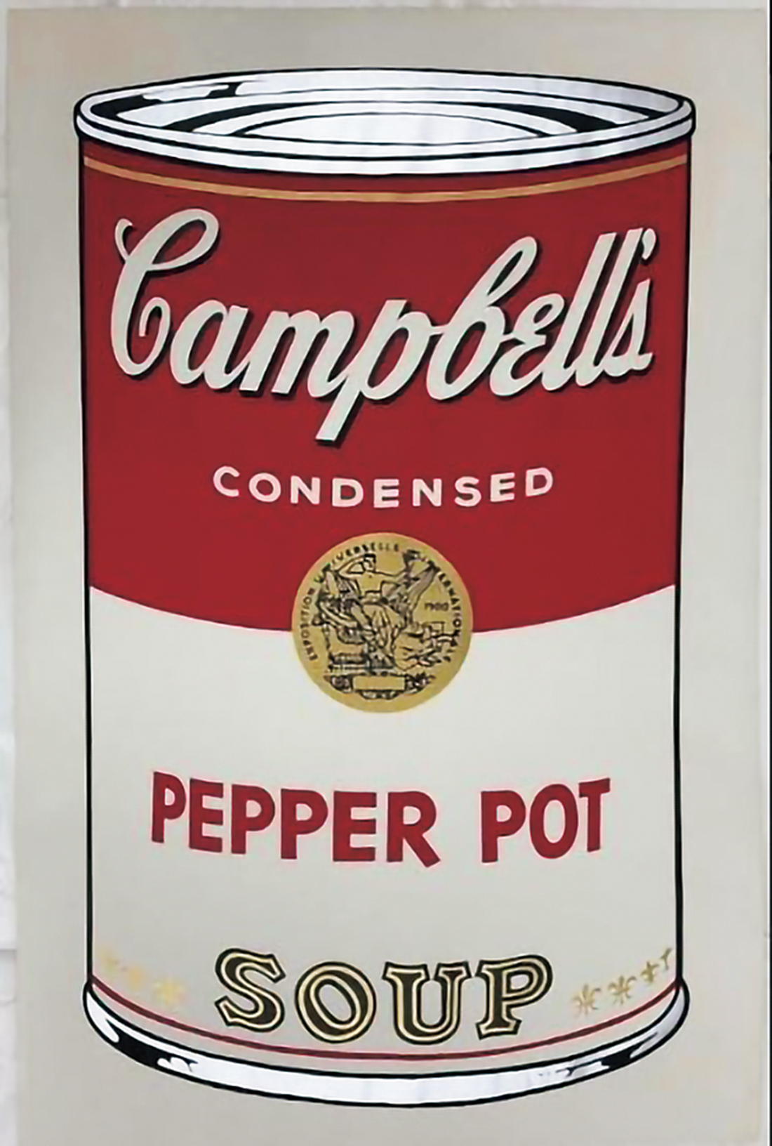 『Campbell's Soup Ⅰ(Pepper Pot)』