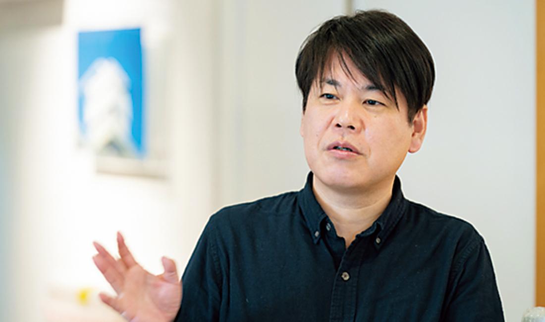 Kenji Tokumitsu