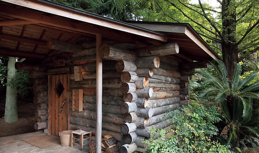 サウナ小屋