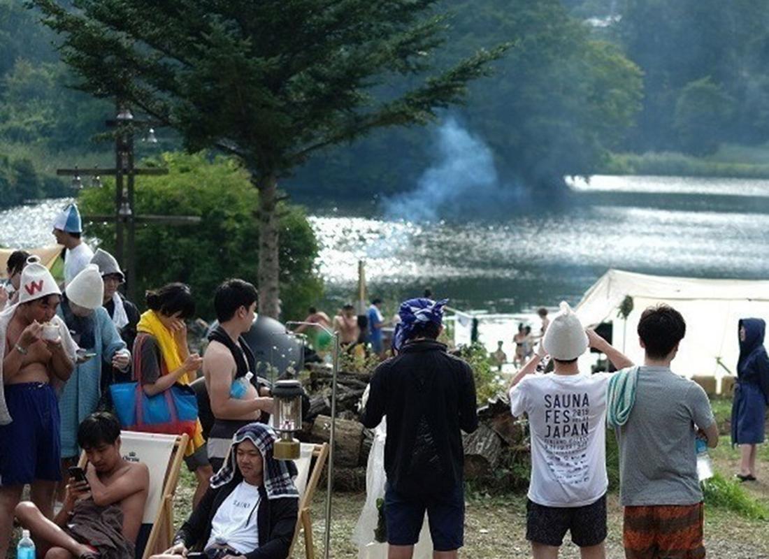 「SAUNA FES JAPAN」
