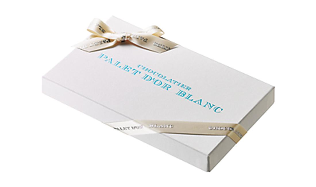 ショコラティエ パレ ド オール ブラン