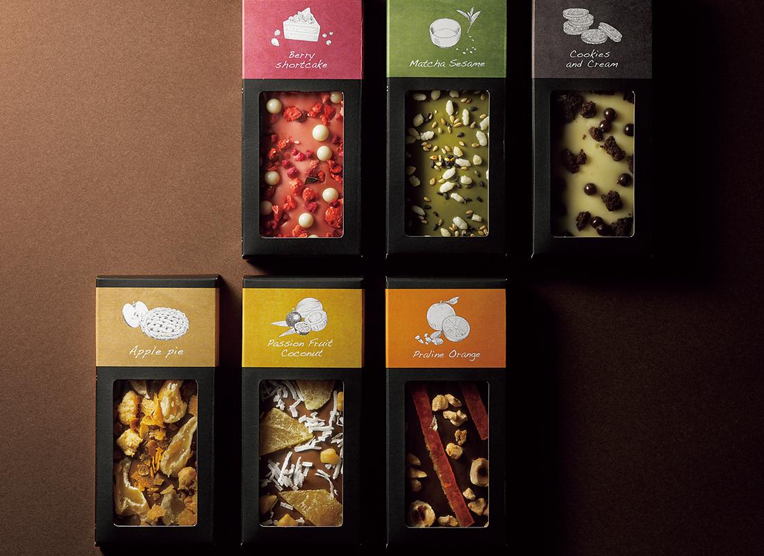 チョコレートバー コレクション