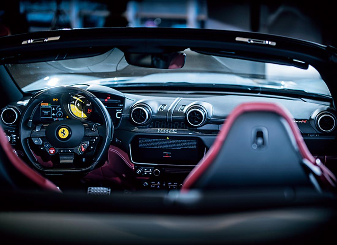 ドライブモード「マネッティーノ」