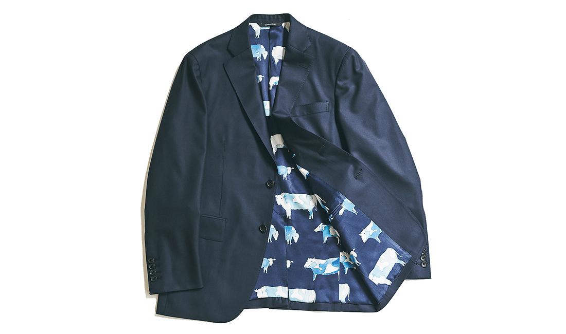 conceptionのスーツ