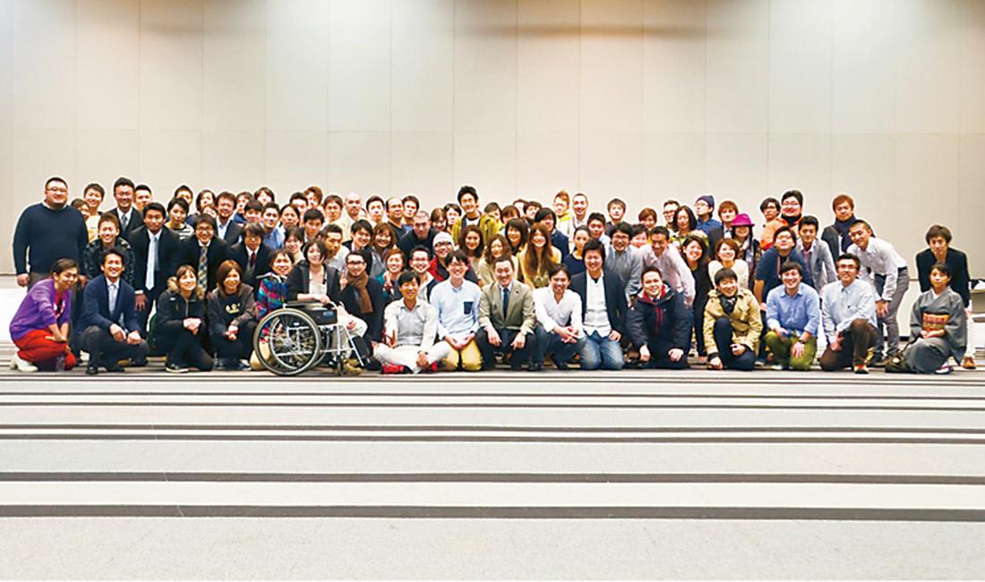 日本酒試飲イベント「若手の夜明け」