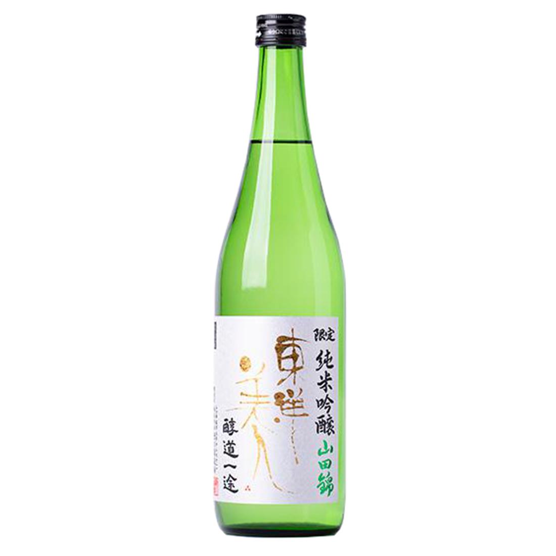 東洋美人 醇道一途 限定純米吟醸 山田錦
