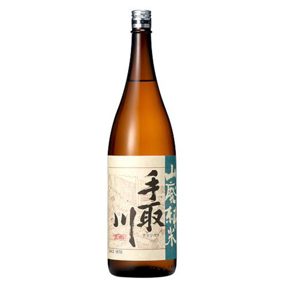 手取川 山廃純米酒