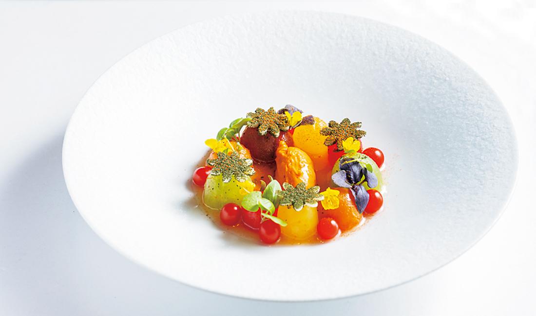 「トマトのバリエーション」