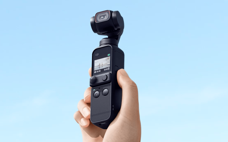 「DJI Pocket 2」