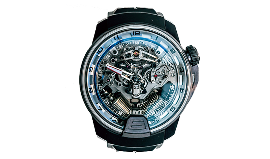 HYTの腕時計