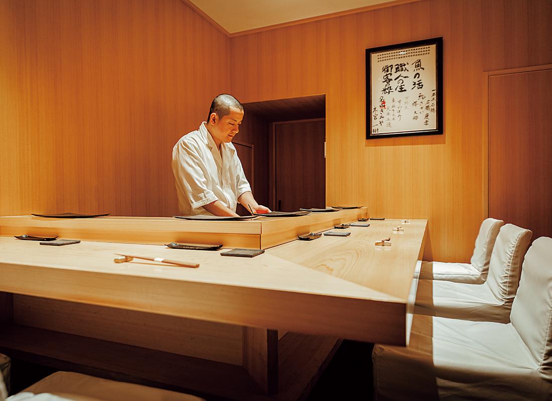 Sushi Ryujiro
