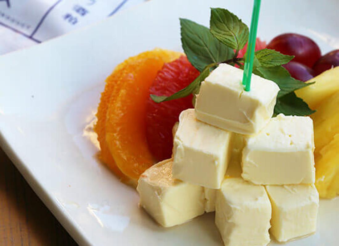 鏡山 酒粕クリームチーズ
