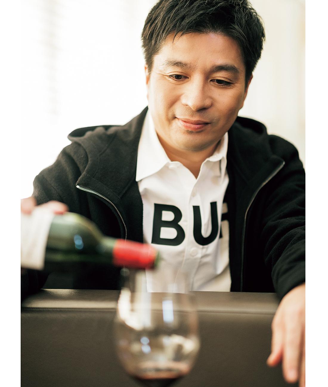 『ワインは働く男の血である』