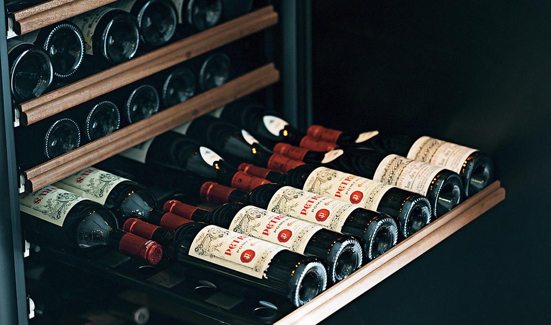 フォルスターのワインセラー