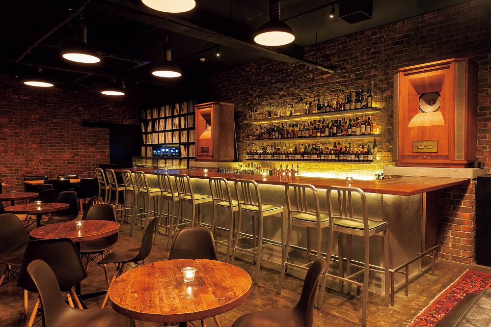 The Music Bar-Cave Shibuya-With Great Sound & Bistro