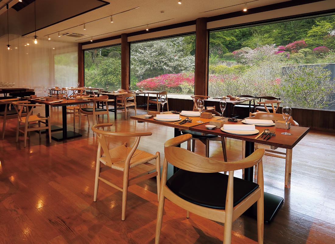 Kaji synergy restaurant